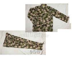 Afrique Nigeria Army Desert Camo Camouflage Uniform Shirt Pants Bdu Set