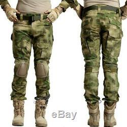 Aichangei Tactique De Camouflage Vêtements Uniforme Militaire Costume Hommes Vêtements De L'armée Américaine