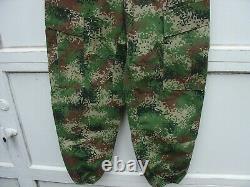 Armée Colombienne Edr Militaire Otan Camo Camouflage Numérique Uniforme Set Cl6 (gb)