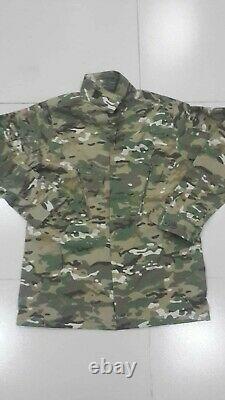 Armée D'azerbaïdjan 2021 Multicam Véritable Uniforme De Camouflage Ensemble Camo Bdu