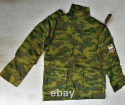 Armée Russe D'origine Guerre Tchétchène Era Vsr-98 Flora Camouflage Summer Set