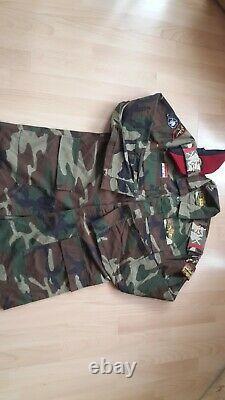 Armée Syrienne Camouflage Bdu Camo Set XL