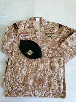 Armée Syrienne Numérique Désert Camouflage Bdu Camo Ensemble Uniforme