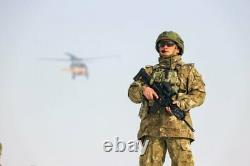 Armée Turque 2021 Dernière Forêt Véritable Uniforme De Camouflage Ensemble Camo Bdu
