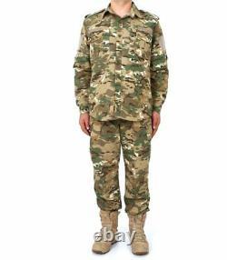 Armée Turque 2021 Spécifications Multicam Véritable Uniforme De Camouflage Ensemble Camo Bdu