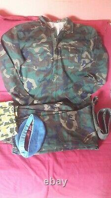 Armée Turquepremier Ensemble Uniforme De Camouflage Bois Xs Camo Bdu1
