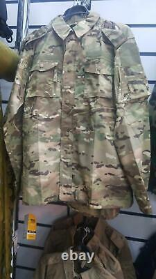 Azerbaijan Army 2021 Specs Multicam Véritable Uniforme De Camouflage Ensemble Camo Bdu