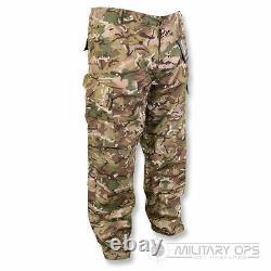 Btp British Terrain Pattern Uniform Set Shirt Ubacs Pantalon Mtp Multicam