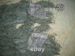 China Pla Army Sniper Desert Camouflage Combat Vêtements, Pantalon, Chapeau, Ceinture, Ensemble