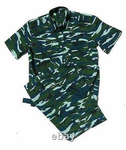 Chinese Marine Jeu De Camouflage D'été Léger