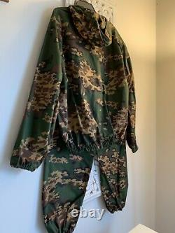 Co-ord Sets Mountain Suit Russian Special Forces Camouflage Uniform Taille 54