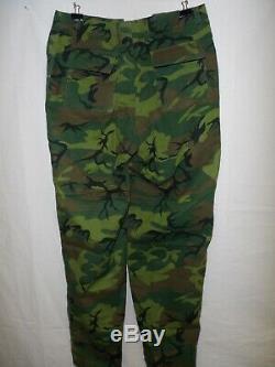 Conseiller Erdl48r Vietnam Erdl Conseiller Américain Ranger Camouflage, Uniforme 48j 40 U1b