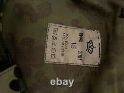 Danois M84 Ensemble D'uniforme Camouflage, Veste, Pantalon, Chapeau-hmak, Flektarn