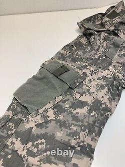 Digital Camouflage 4 Ensembles Chemises & Pantalons New Med Long Pants 32-35 Acu