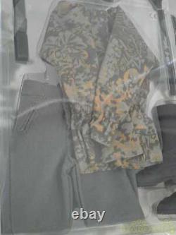 Dragon Action Figure Ww Uniform Set Officier D'élite Allemand Camouflage Smock