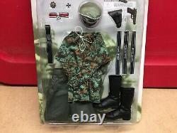 Dragon German Ww 2/elite Officier Camouflage Smock/uniform Set