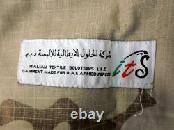 Emirats Arabes Unis Moyen-orient Désert 3 Couleur Camo Camouflage Set Uniforme