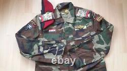 Ensemble Camouflage Bdu Camo De L'armée Syrienne XL