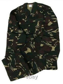 Ensemble De Camouflage De L'armée Des Philippines Taille Moyenne Régulière