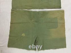 Ensemble De Guerre Du Vietnam Des Uniformes De Camouflage De L'armée Nord-vietnamienne