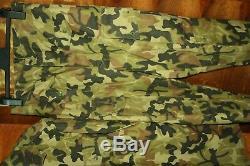 Ensemble Uniforme Roumanie Camouflage Feuille Forêt M90 M1990 Camo Armée Roumaine