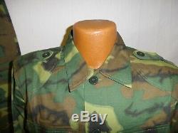 Erdl-2 Rvn Vietnamienne Airborne Camouflage, Uniforme M 44j 34t W13e