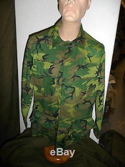 Erdl (eel) Vietnam Erdl Camouflage, Uniforme Extra Extra Large 54j 44t W3d