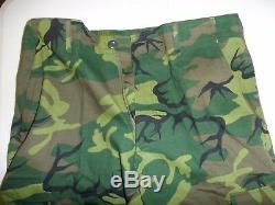 Erdl (el) Vietnam Erdl Camouflage Set Uniforme Extra Large 50j 42t W3d