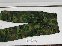 Erdl (m) Vietnam Erdl Camouflage, Uniforme Moyen 44j 36t W4d