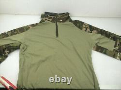 Esdy Mens Army Tactical Military Combat Shirt Pants Bdu Uniform Swat Suit Sets