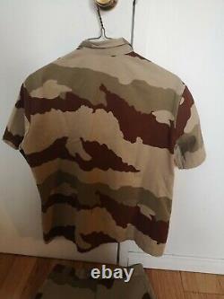 France Français Army Daguet Desert Camouflage Uniform Set