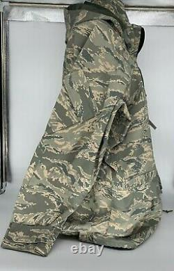 Gore Seam Mens Parka All Purpose Camouflage Set Of Jacket & Pants Taille L/m