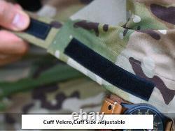 Hommes Armée Combat Pants T-shirt Uniforme Militaire Tactique De Camouflage Swat Bdu Set