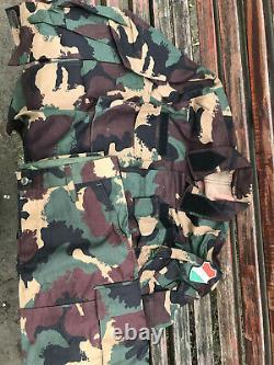 Hongrois 4 Couleur Camo Ensemble Uniforme Camouflage Nouveau M2000 Hongrie Combat Bdu
