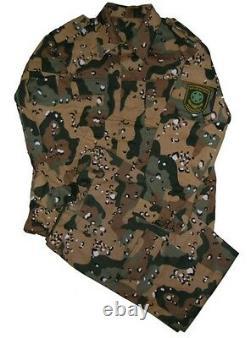Kazakstan Army Desert Camouflage Set Taille 50-3