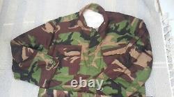 L'armée Turque Début 90 S Forêt Rouge Camouflage Uniforme Ensemble Camo