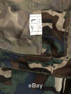 La Défense Aérienne Iranienne Uniforme De Camouflage Patched Assortiment New Leaf Camo Cammo