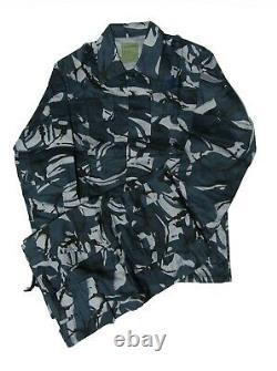 La Police De L'irak Bleu Urbain Camouflage Edr Taille De L'ensemble Petite Régulière
