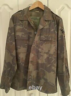 Le Ministère De L'intérieur Letton Ensemble D'uniforme Camouflage, 2 Pantalons, Chapeau