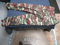 Lot Of 2 Military Camouflage Uniform Sets-finnish M62 & Portuguese Lizard