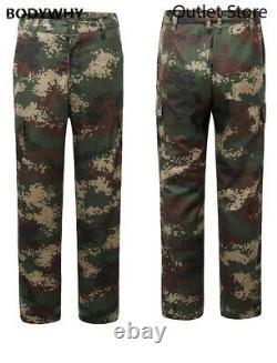 Manteau D'uniforme Tactique Militaire Manteau De Camouflage Camouflage Ensembles De Vêtements