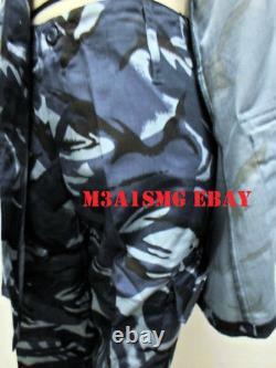 Moyen-orient, Afrique Bleu Clair Dpm Camo Camouflage Ensemble Uniforme