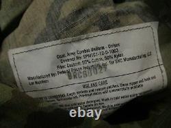 New Army Ocp Scorpion Ensemble D'uniforme Camouflage Grand/lng Top&pants Matériel Normal