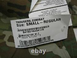 New Army Ocp Scorpion Ensemble D'uniforme De Camouflage Petit/gret Top&pants Matériel Normal