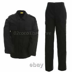 New Camouflage Paintball Combat Suit Airsoft Uniform Sets-jacket + Pantalon