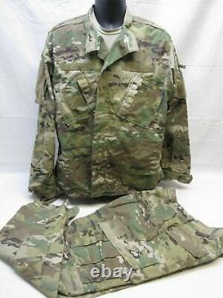 Newarmy Ocp Scorpion Camouflage Uniform Set Medium/reg Top&pants Normal Material