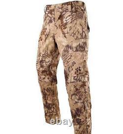 Pantalon De Chasse Tactique Python Camouflage Veste Pantalon Ensemble Uniforme