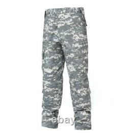 Pantalon De Veste Pour Hommes Ensemble De Pantalons Tactiques Militaires Pantalon De Combat Uniforme Army Outdoor