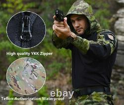 Pantalon Shirt Uniformes De Combat Militaires Hommes Tactique De Camouflage Bdu Swat Armée Sets