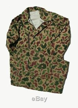 Police Armée Chinoise Désert Hiver Jeu De Camouflage. Fait 1990
